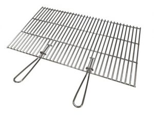 HEAVY DUTY STAINLESS STEEL DIY BRICK BBQ REPLACEMENT COOKING GRILL